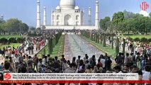Tourists Can Stay No Longer Than 3 Hours In Taj Mahal