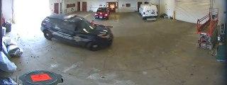 Un détenu s'évade par une porte de garage (Etats-Unis)