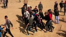 Enfrentamientos en Gaza dejan al menos 16 palestinos muertos