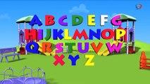 La chanson de l'alphabet - ABC Song - Apprendre l'alphabet en s'amusant (francais)