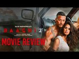 Baaghi 2 Movie Review   Disha Patani, Tiger Shroff