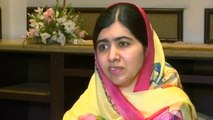 Malala Yousafzai express her happiness after returning back to Pakistan | Oneindia News