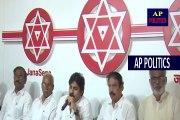 Pawan Kalyan Emotional Speech about AP Special Status _ Janasena Party _ Pawan Kalyan-AP Politics