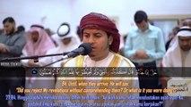 Surah An-Naml (75-93) _ Best Quran Recitation هزSurah An-Naml (75-93) _ Best Quran Recitation هزاع البلوشي Hazza Al-BalushiSurah An-Naml (75-93) _ Best Quran Recitation هزاع البلوشي Hazza Al-BalushiSurah An-Naml (75-93) _ Best Quran Recitation هزاع البلوش