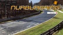 Nordschleife ᴴᴰ Carfreitag 30 03 2018 BIG CRASH Nürburgring VW Golf + Fiat Punto