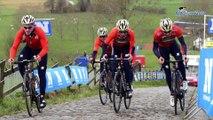 Tour des Flandres 2018 - Vincenzo Nibali à son aise lors de la reco du Tour des Flandres