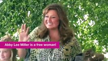 Free Woman! Abby Lee Miller Released From Prison