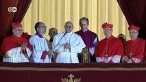 Erster Auftritt des neuen Papst Franziskus I.   Journal