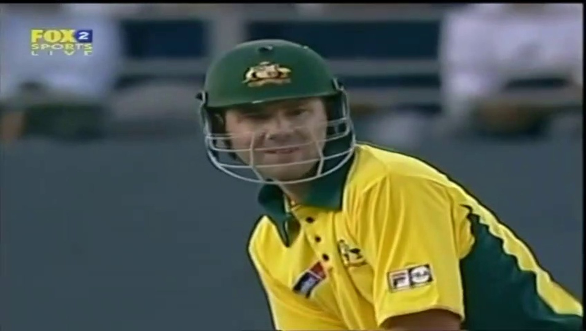 Ricky Ponting 98 ICC First T20 International - video dailymotion