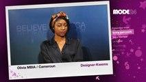 MODE 24 - Cameroun : Olivia MBIA, Designer - Kwems