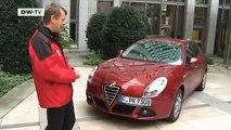 im vergleich: BMW 1er - VW Golf - Audi A3 - Ford Focus - Alfa Romeo Giulietta   motor mobil