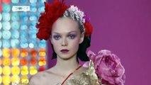 Höfische Mode und ihr Einfluß auf Chanel und Dior: Eine Ausstellung in Versailles | euromaxx