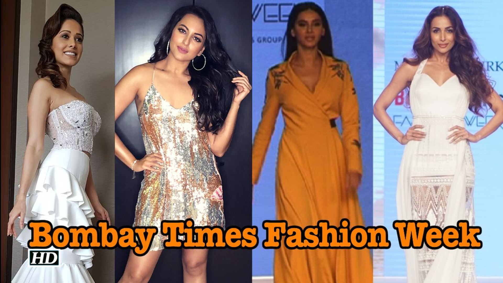 Full Video: Celebs at Bombay Times Fashion Week 2018
