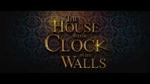 The House with a Clock in its Walls (2018) Official Trailer