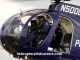 Law Enforcement Helicopter Pilot Careers