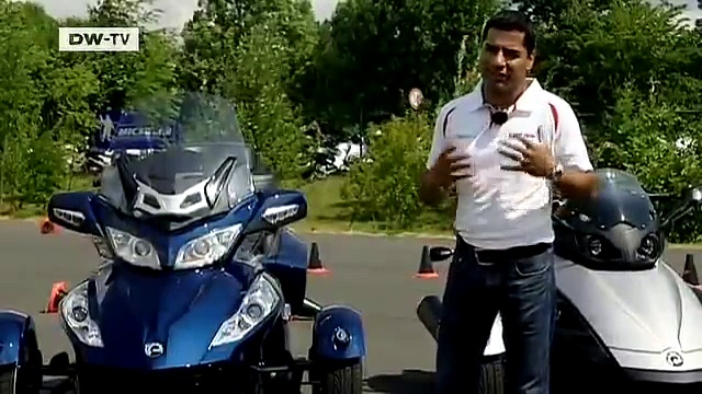 am rande: BRP Can-Am Spyder | motor mobil