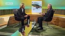 Unser Gast: Klaus Töpfer,Umweltpolitiker der CDU   Typisch Deutsch