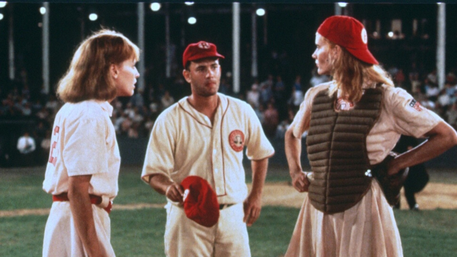 Amazon Developing TV Adaptation for 'A League of Their Own'