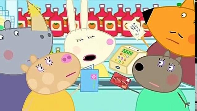 Peppa Pig English Episodes Compilation #12