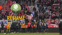 AS Nancy Lorraine - Stade de Reims (0-2)  - Résumé - (ASNL-REIMS) / 2017-18