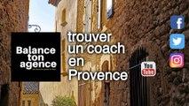 Trouver un coach en immobilier en région Provence en France pour avoir des conseils pour vendre ou louer votre maison ou appartement au bon prix pour gagner de l'argent et du temps sur la vente de votre bien via le site d'annonces Balance Ton Agence