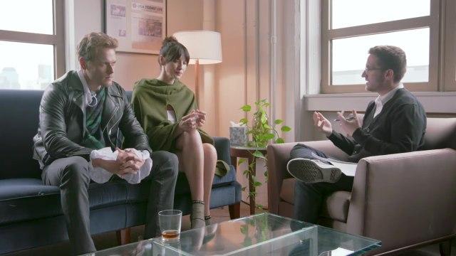 Outlander - Couple Terapy with Sam Heughan & Caitriona Balfe [Sub Ita]