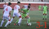 U20 : Résumé du match Algérie 3-1 Tunisie