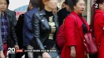 Chine : la plus grande ville du monde