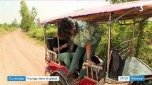 Cambodge : voyage dans le passé