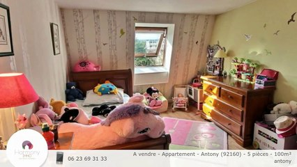 A vendre - Appartement - Antony (92160) - 5 pièces - 100m²