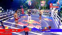 Khim Bora vs Phitnoy(thai), Khmer Boxing CNC 31 March 2018, Kun Khmer vs Muay Thai