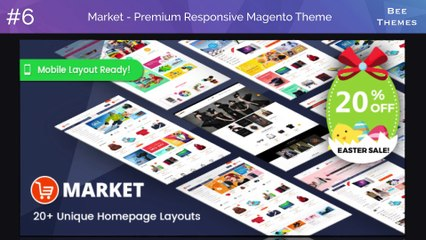 10 Best Magento Themes