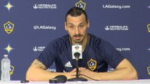 Galaxy fans wanted Zlatan, so I gave them Zlatan - Ibrahimovic