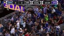 ECHL Greenville Swamp Rabbits 0 at Orlando Solar Bears 5