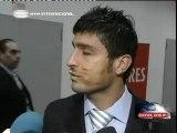 Interviews jogadores do PORTO - Benfica x FCP