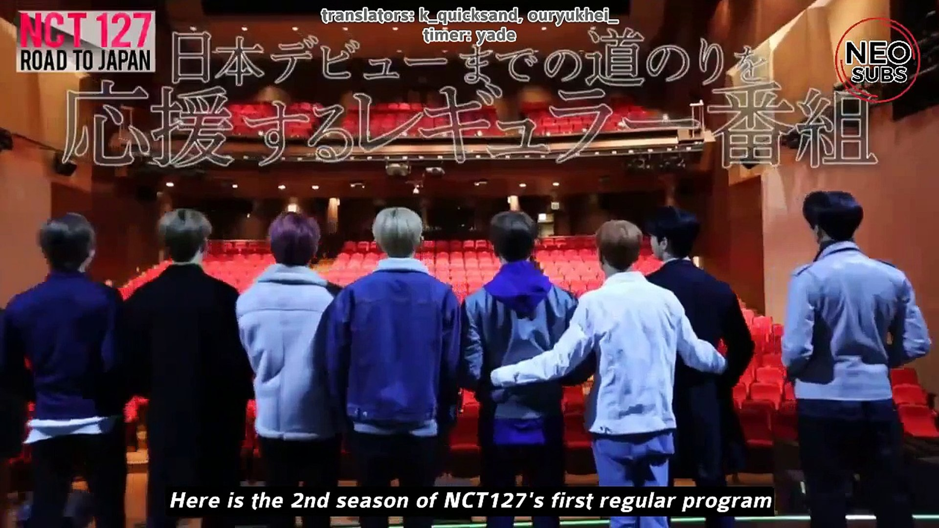 [NEOSUBS] 180318 NCT 127 Road To Japan #7