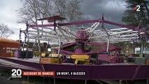 Neuville-sur-Saône: 1 mort et plusieurs blessés dans un grave accident de manège