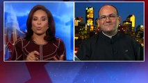 Judge Jeanine Pirro a ajouté une vidéo .  Earlier this week Judge Jeanine sat down with Father Andre Mahanna to talk about Christian persecution around the globe and what we can do to help. Enjoy!