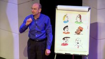 Why people believe they can't draw - and how to prove they can _ Graham Shaw _ TEDxHull