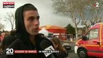 Neuville-sur-Saône : Un mort et plusieurs blessés dans un accident de manège (vidéo)
