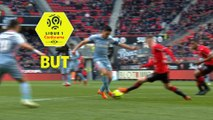 But Rony LOPES (29ème) / Stade Rennais FC - AS Monaco - (1-1) - (SRFC-ASM) / 2017-18