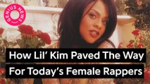 How Lil' Kim Paved The Way For Today's Female Rappers