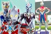 【ウルトラマンオーブ】ウルトラマンエックス登場!! スペシャルショー 第1話(後半)高画質 Ultraman Orb Show