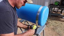 Dog Water Tower - automatic waterer for Olive