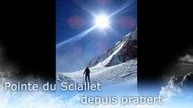 Pointe du Sciallet (Massif de belledonne)