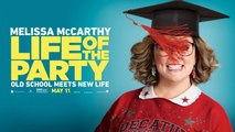 Life of the Party TRAILER 05/11/2018