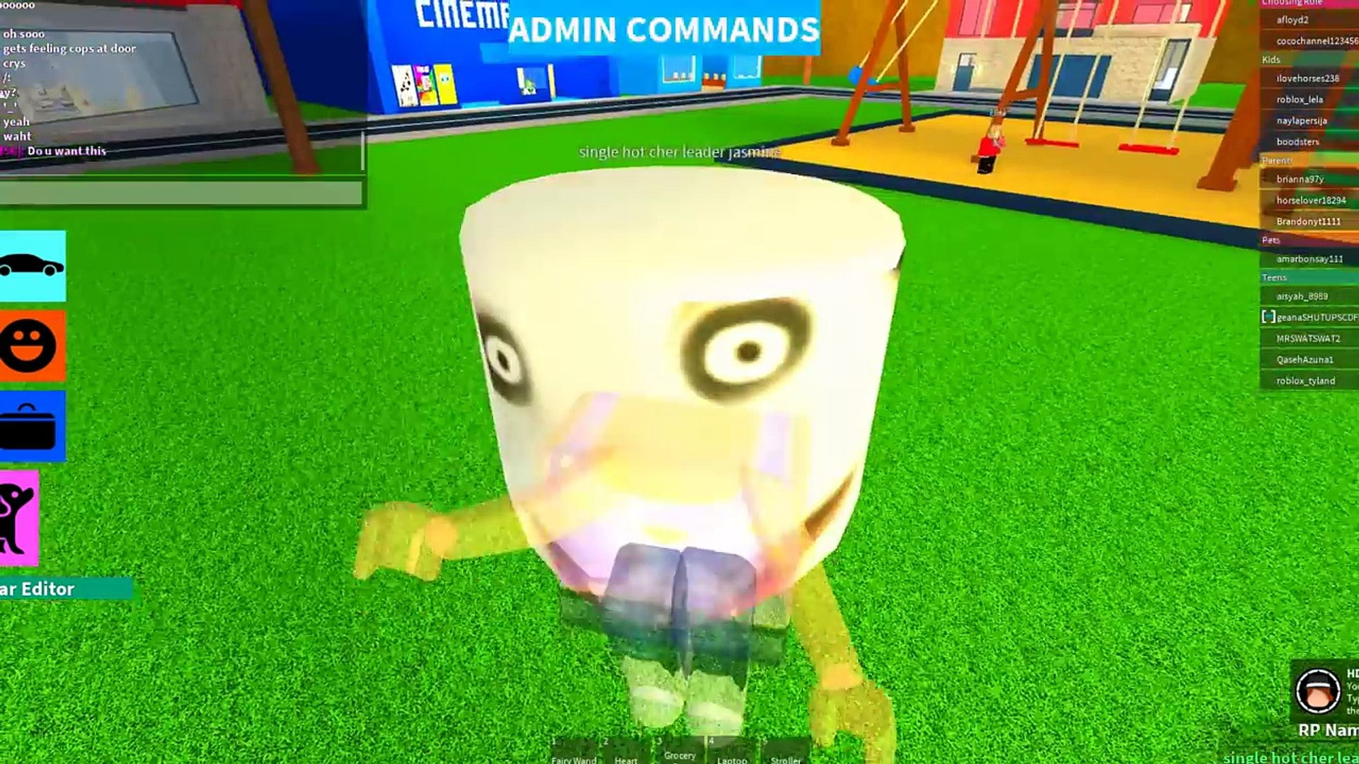 I Made My Roblox Avatar Look Like This Dailymotion Video