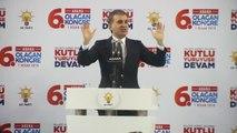 AK Parti Adana 6. Olağan İl Kongresi - Çelik:
