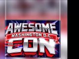 AWESOME CON 2018  STEPHEN AMELL  TOM WELLING    JOHN BOYEGA  AND BEST COSPLAY 2018