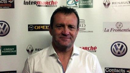 Christophe Hamacek après UCS-Langon